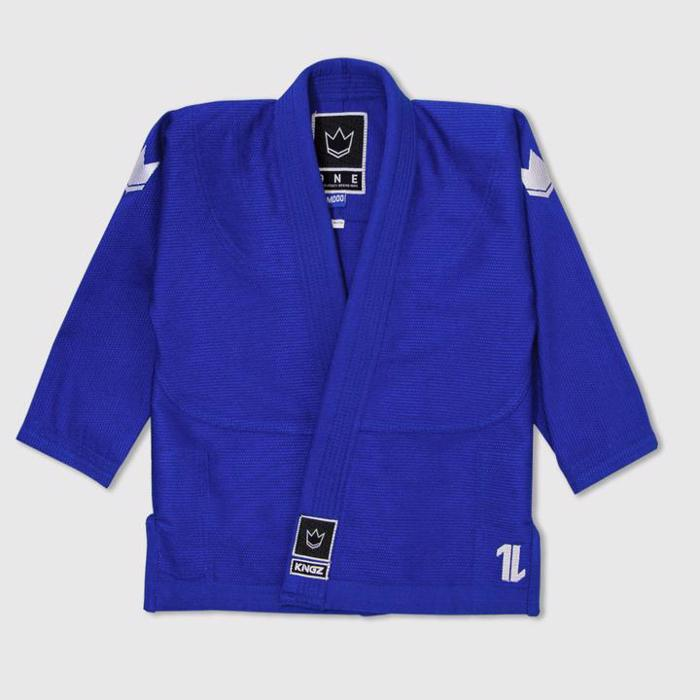 KINGZ The One PAIDIKO BJJ GI - blue