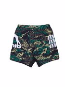 MANTO distort FIGHT SHORTS-camo