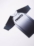 MANTO RANK RASHGUARD-WHITE