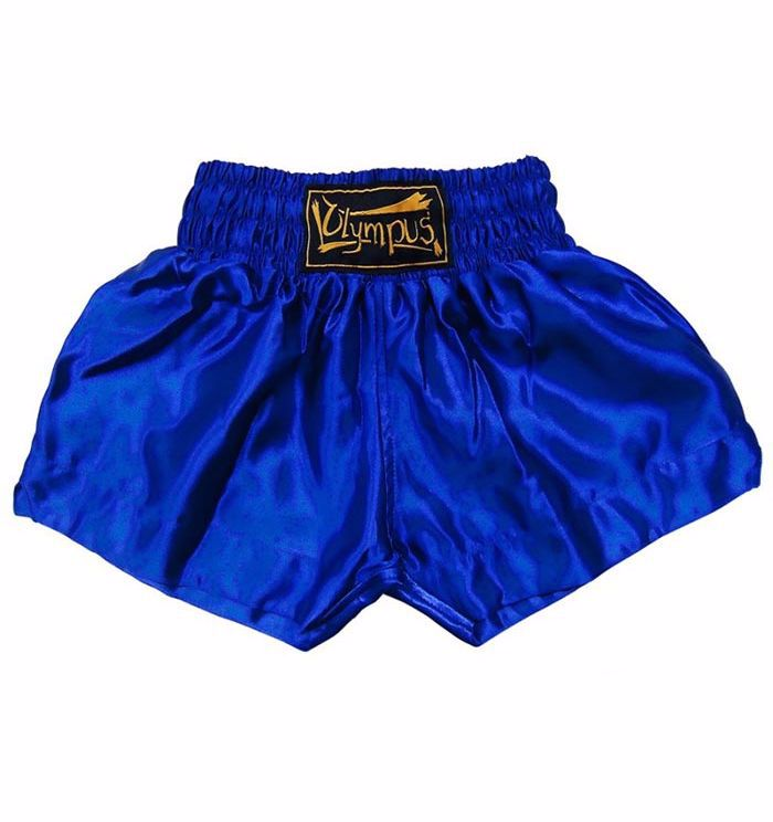 Olympus Thai Kick shorts -blue