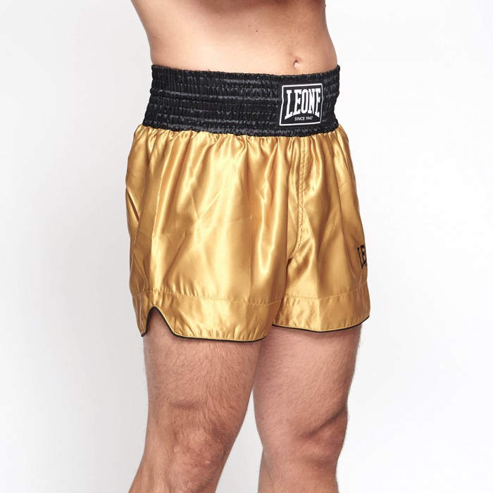 LEONE THAI basic SHORTS-gold