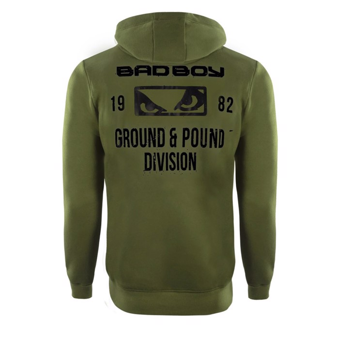 BAD BOY Ground & Pound zaketa fouter-Green