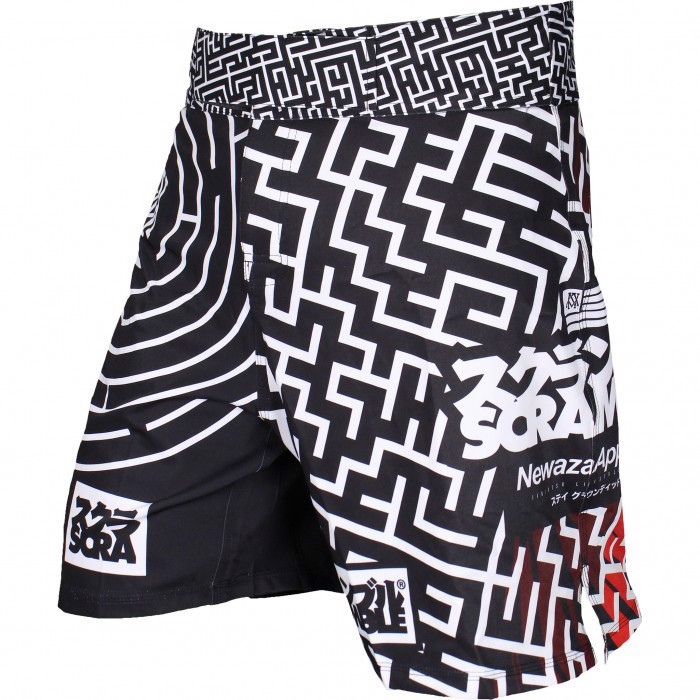 Scramble X Newaza Seeker Shorts