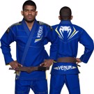 VENUM Elite BJJ Gi-Blue/Yellow