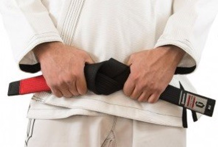 Gameness BJJ Black belt