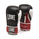 LEONE REACTION BOXING GLOVES-BLACK