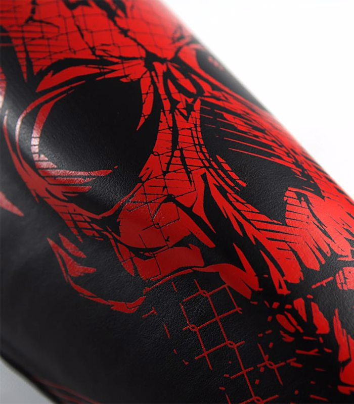 GroundGame Epikalamides Red Skull - black